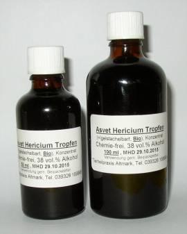 50ml Hericium erinaceum Tropfen, Extrakt, Vitalpilz Konzentrat - Bild vergrößern